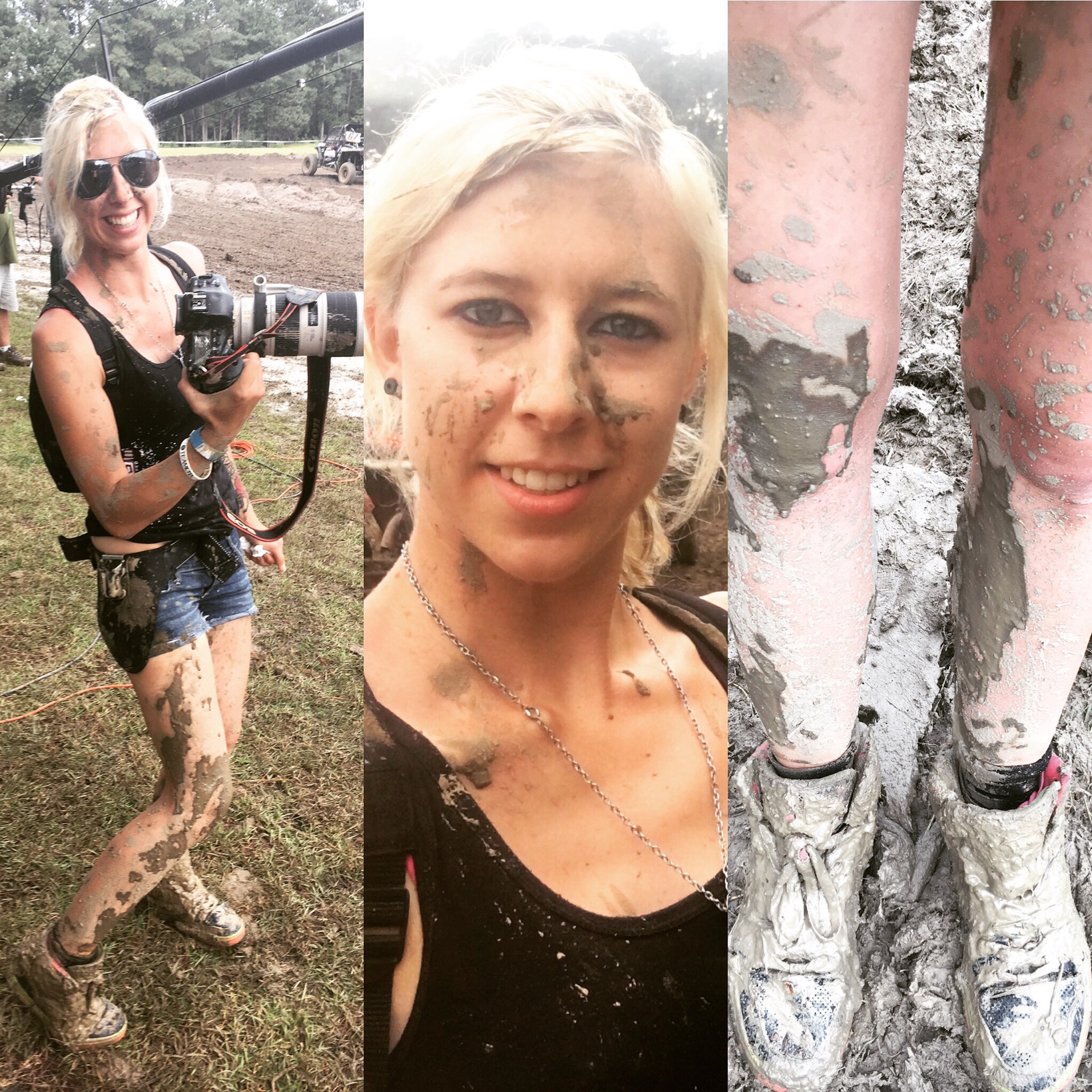 Things got a little muddy in North Carolina for the Terracross Championships!!