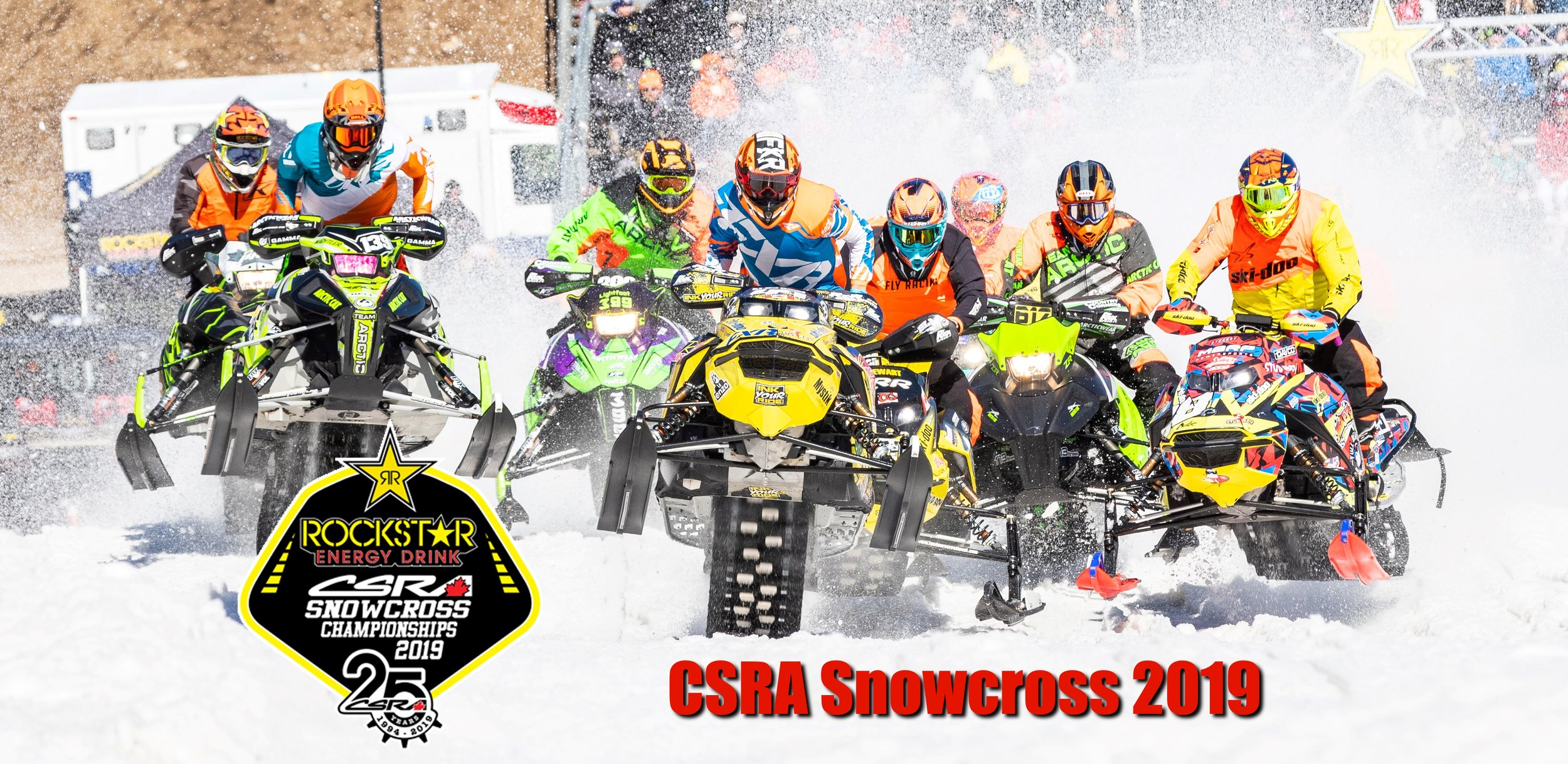 CSRA Snowcross 2019 Season Photos