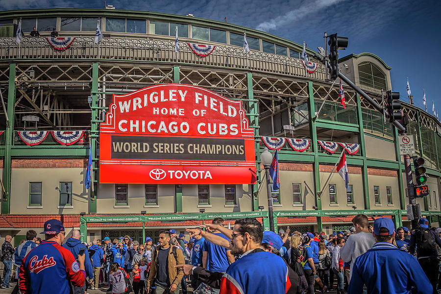 Legacy Partnerships between the Chicago Cubs/Hickory Street Capital and AB InBev, Advocate Aurora Heath, Gallagher, Starwood, Toyota, Wintrust, and more.