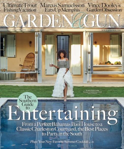 Garden and Gun - Colleen Waguespack - New Orleans House