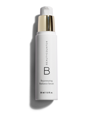 This is one of our favorite, can't live without products! Rejuvenating Radiance Serum can be combined with our facial oils for an incredible age defining daily routine.  72% of women showed a significant increase in skin firmness after eight weeks of use. 52% showed significant improvement in the appearance of fine lines and wrinkles of the neck area after 8 weeks of use.  We Love, love, love!