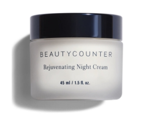 Living in the Colorado mountains we tend to have dry skin. Rejuvenating Night Cream is a deep hydrating cream that we use both day and night for extra hydration in our dry climate. Love the feel of this product.  100% of women showed a significant increase in skin hydration, and 81% of women showed a significant improvement in skin elasticity after eight hours.