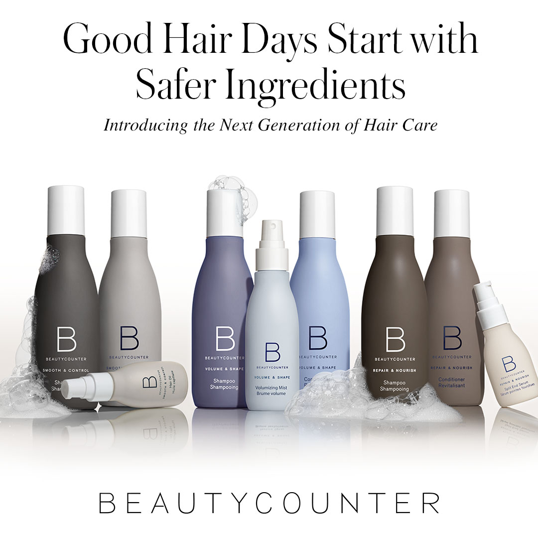 Visit  Beautycounter.com  today and shop with your favorite consultant