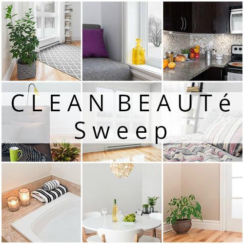 CLEAN BEAUTé Sweep™   Kitchen Edition