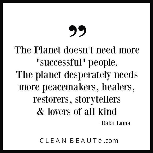#passionforplanet #cleanbeauté #intentionalliving #healthyliving.  Visit www.cleanbeaute.com
