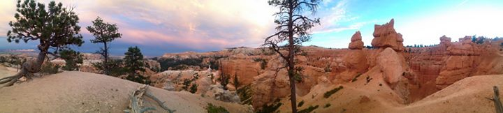 Bryce Canyon, geological phenomena. Photo credit Liberty, 2016