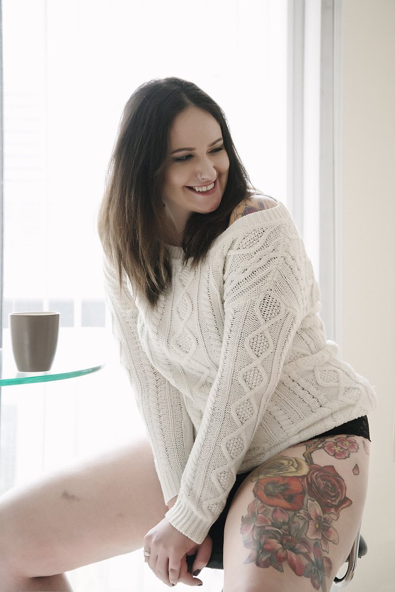 Malika Fantasy: Tattooed Toronto Escort