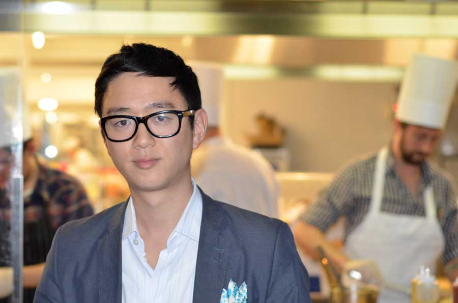 """Peter Kim: """"The question really ought not be, 'Is this food authentic?' but rather, 'For whom is this food authentic? And for what time is this food authentic?'"""""""