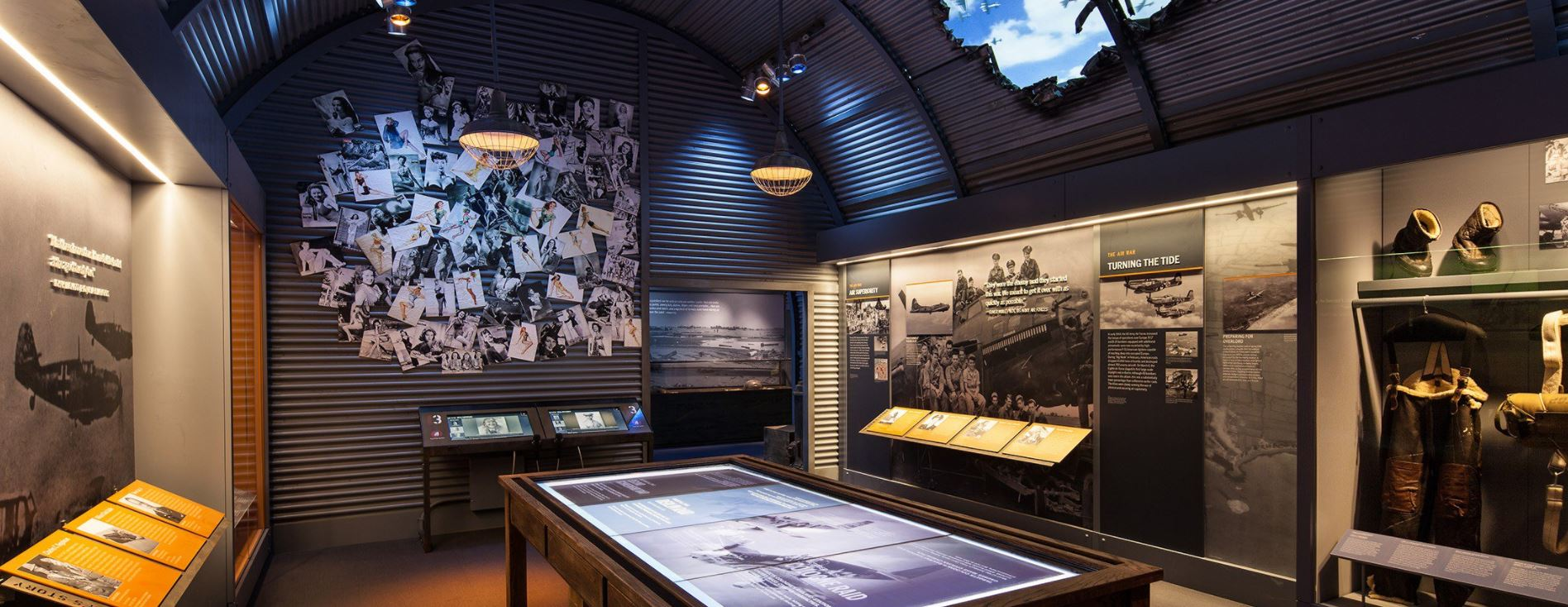 The National WWII Museum in New Orleans, Louisiana, is one of Gallagher & Associates recent successful projects.