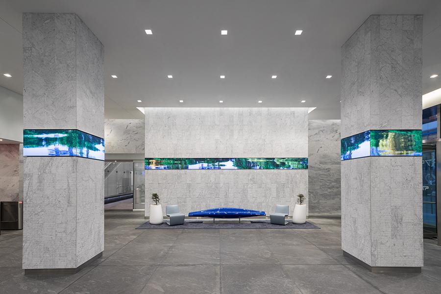 Sullivan & Cromwell   Lobby Stone