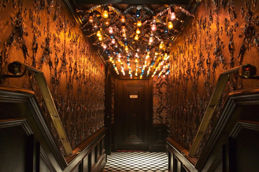 Paramount Hotel   Stone Tops, Bathrooms, Floors and Hallways