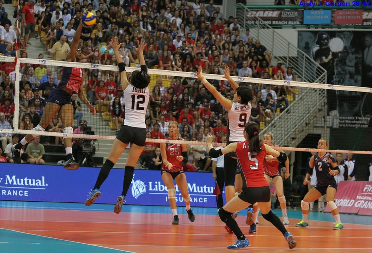USA Volleyball Womans