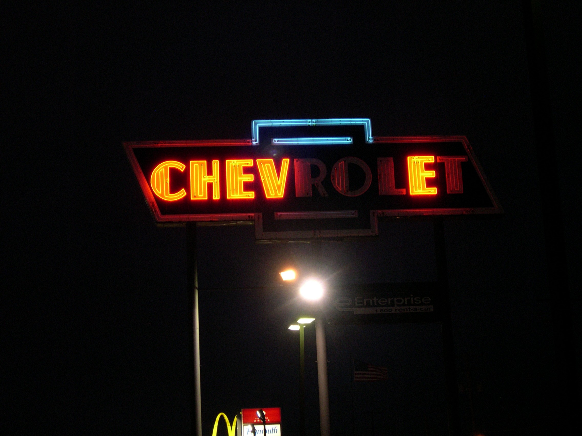 Gage Chevrolet night before.jpg