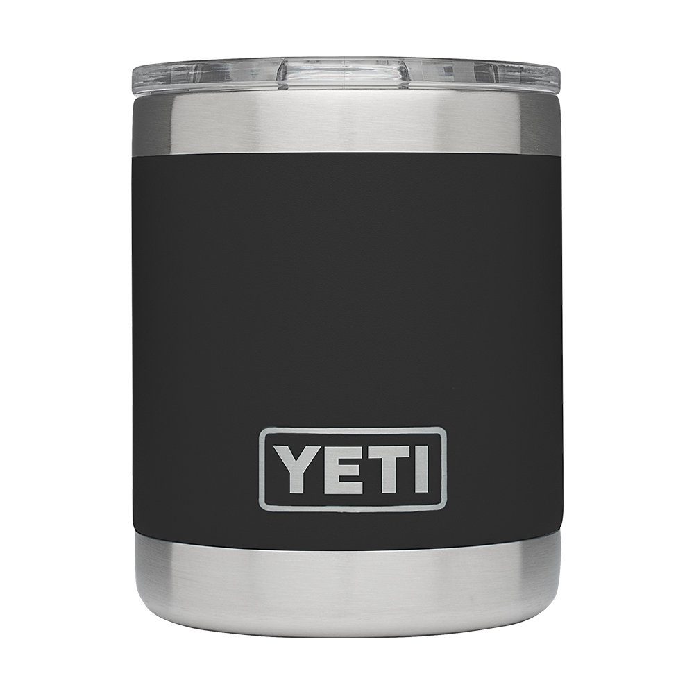 YETI Rambler perfect for coffee, whiskey, wine + more!