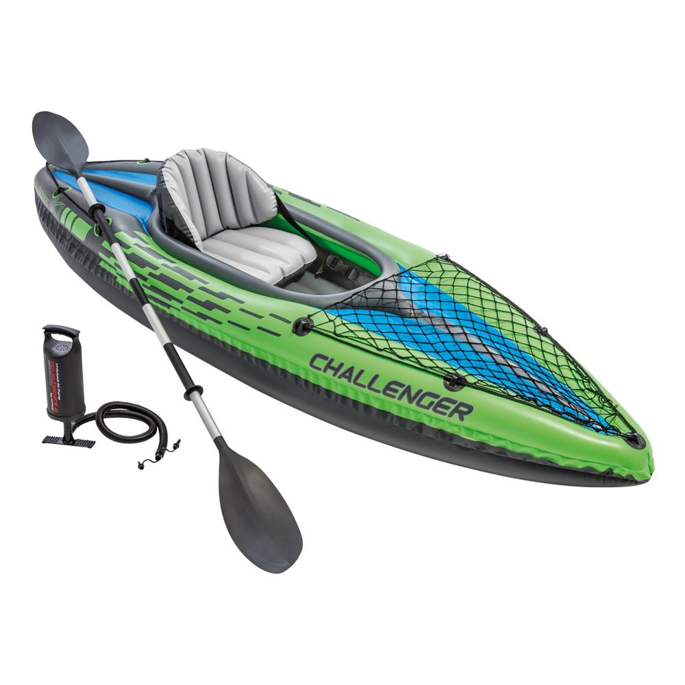 Blow up kayak that won't break the bank!