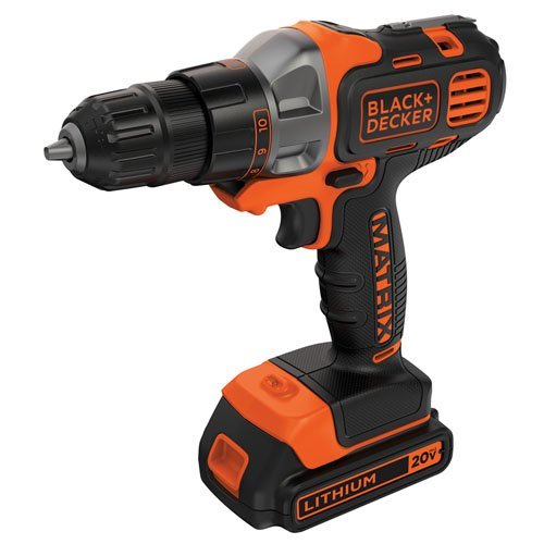 A new power drill!