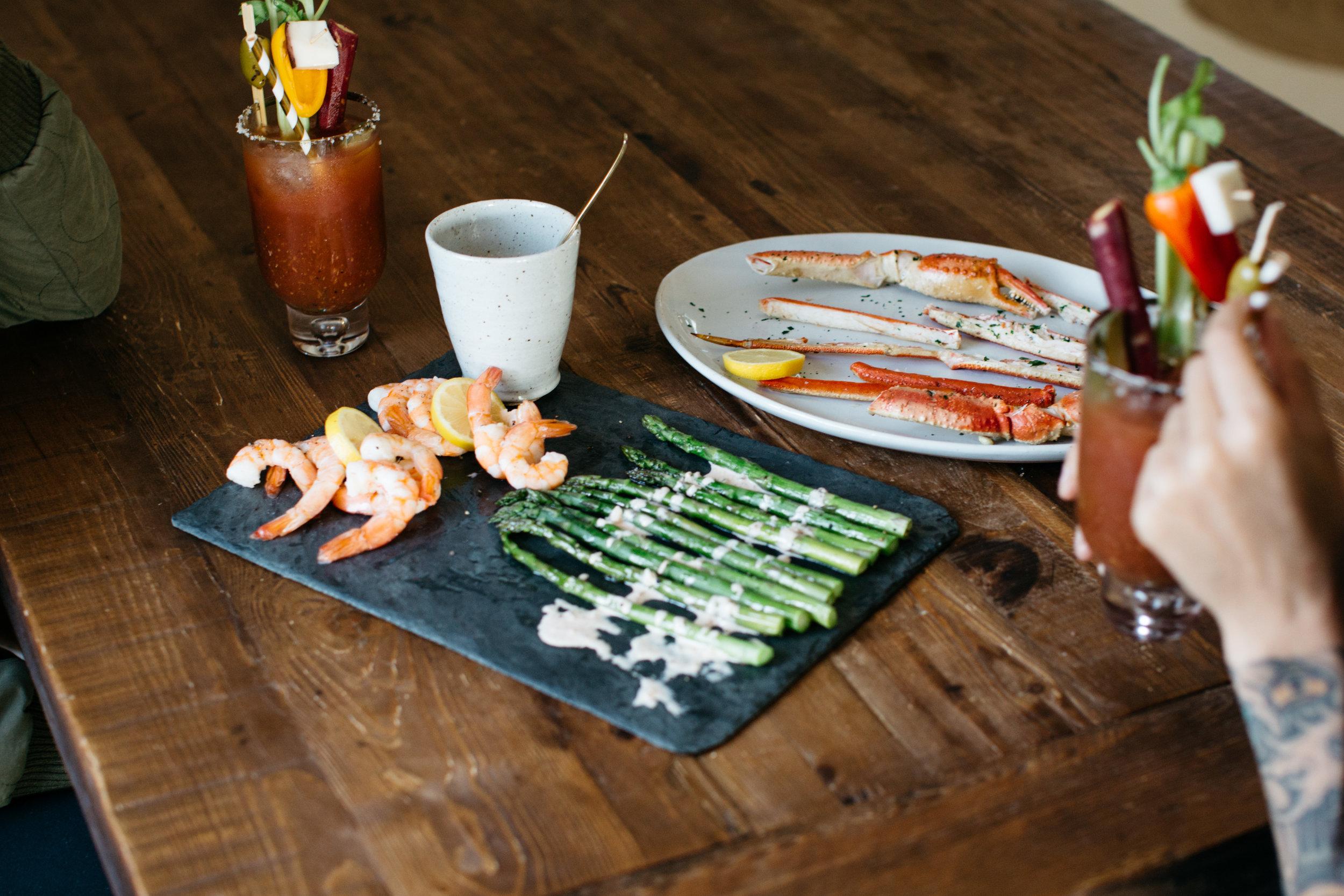 The Shrimp -