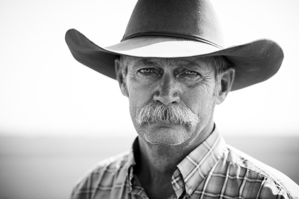 Wes Olson from Val Marie, Saskatchewan
