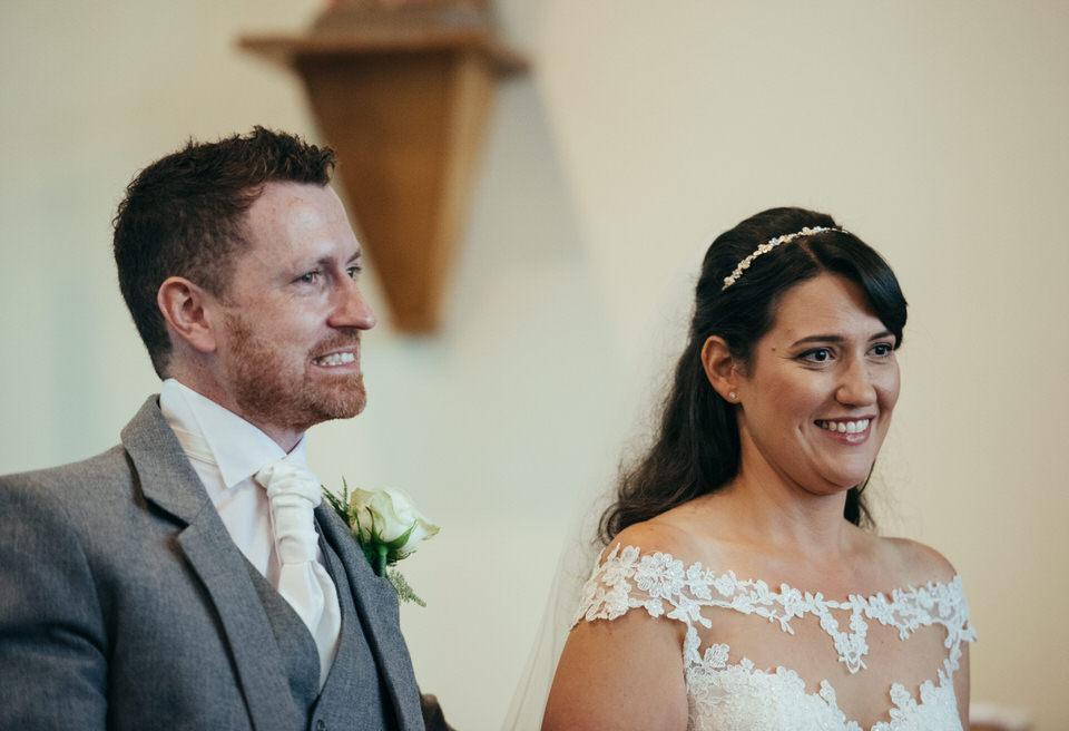Wedding ceremony Springkell