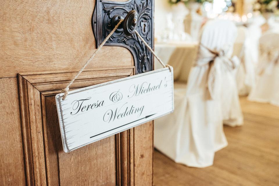 Springkell wedding reception