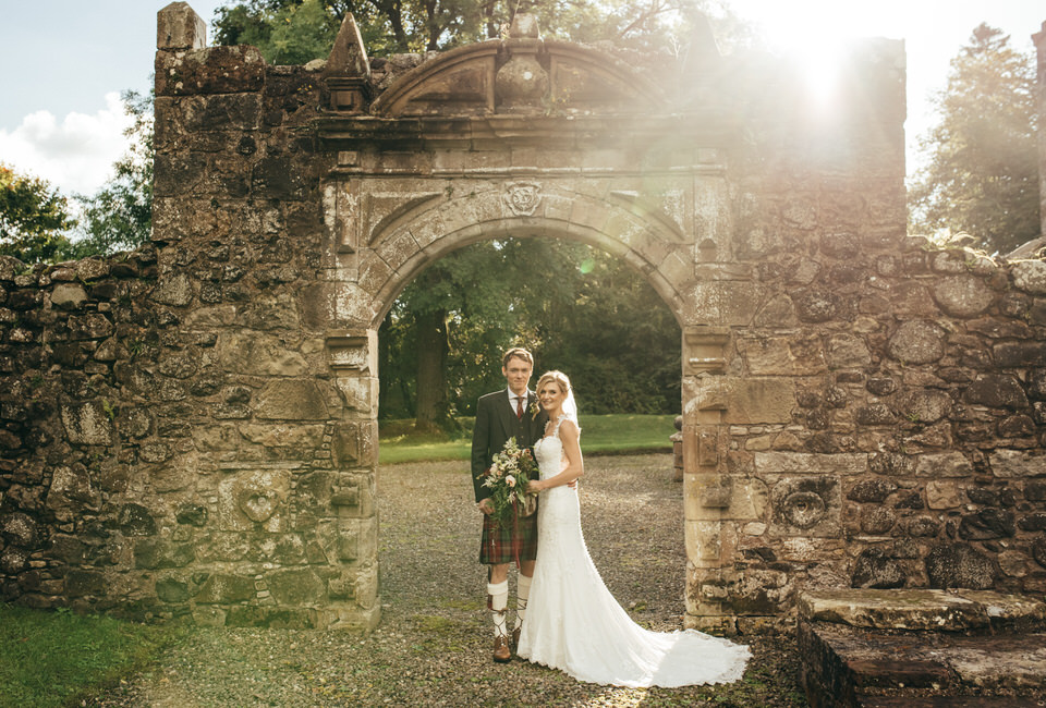 Castle Wedding Scotland