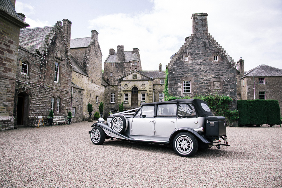 Murthly Castle Wedding Pictures
