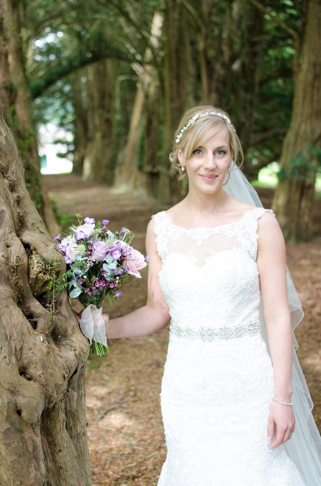 Murthly Castle Wedding Portraits