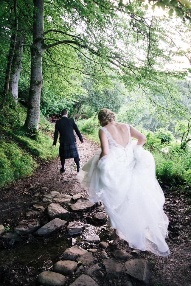 Fonab Castle Wedding