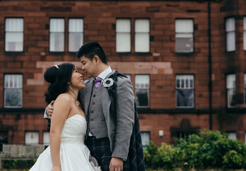 Chinese Wedding Scotland