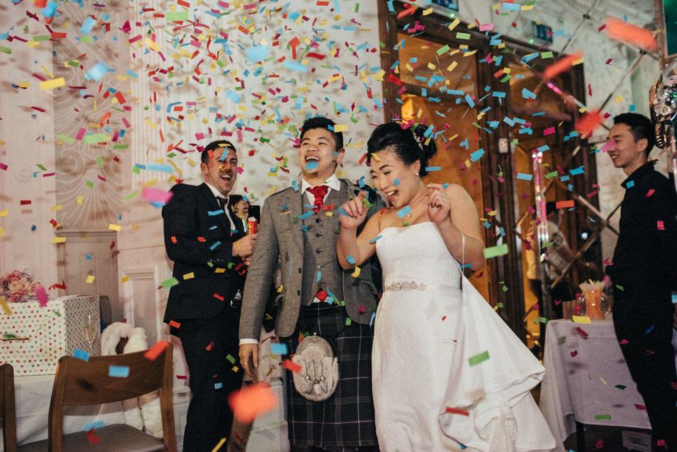 Chinese Wedding Corinthian