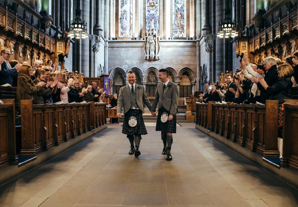 Gay Wedding Scotland