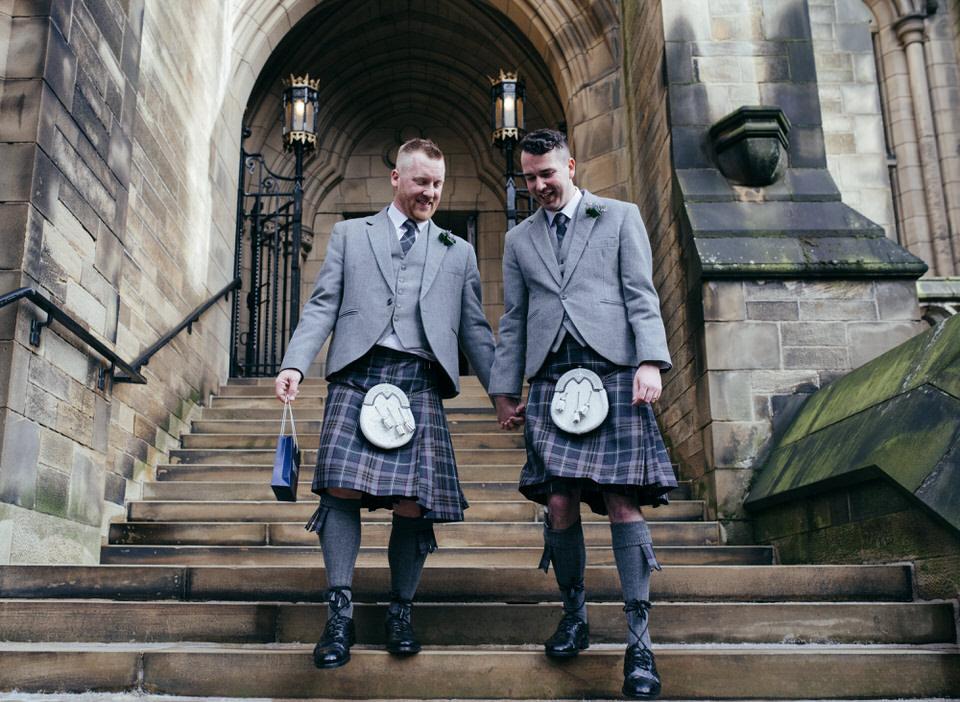 Civil Partnership Wedding Scotland