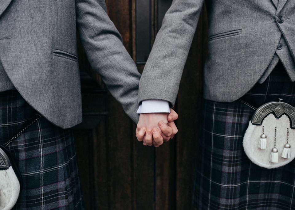 Civil Partnership Glasgow University