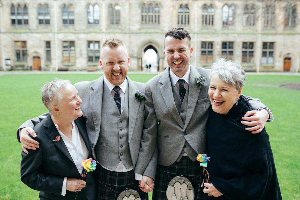 Humanist wedding Glasgow