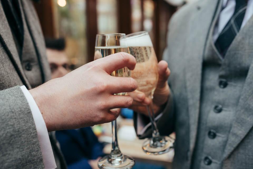 Wedding fizz
