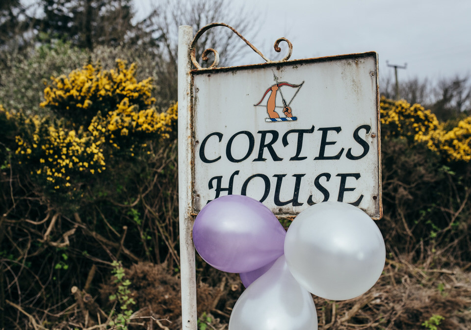 Wedding at Cortes House