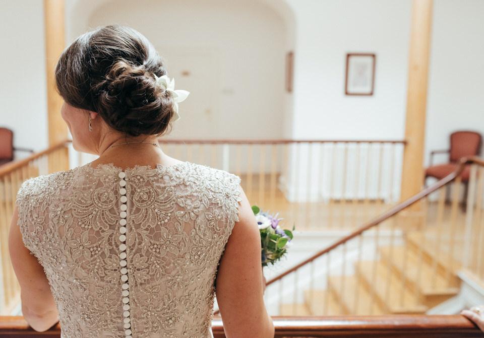 Bride at Cortes House