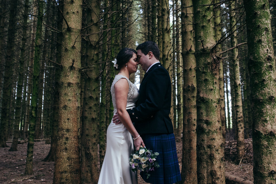 Cortes House Wedding Fraserburgh