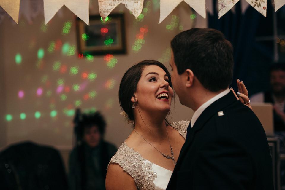 Wedding first dance Cortes House