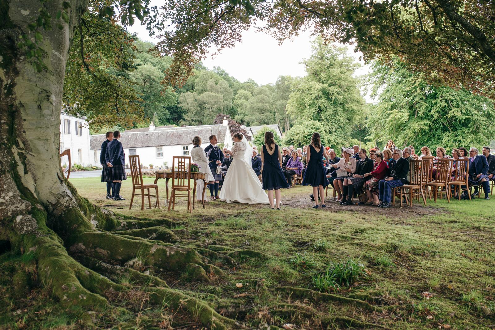 Altskeith House Wedding Photographer