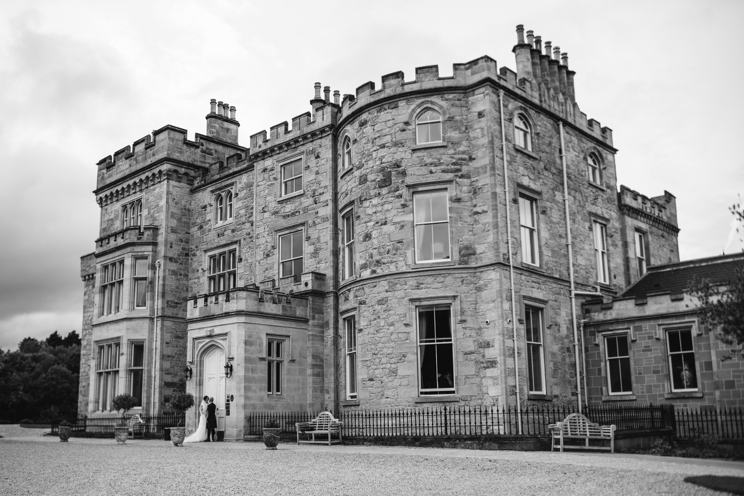 Crossbasket Castle Wedding