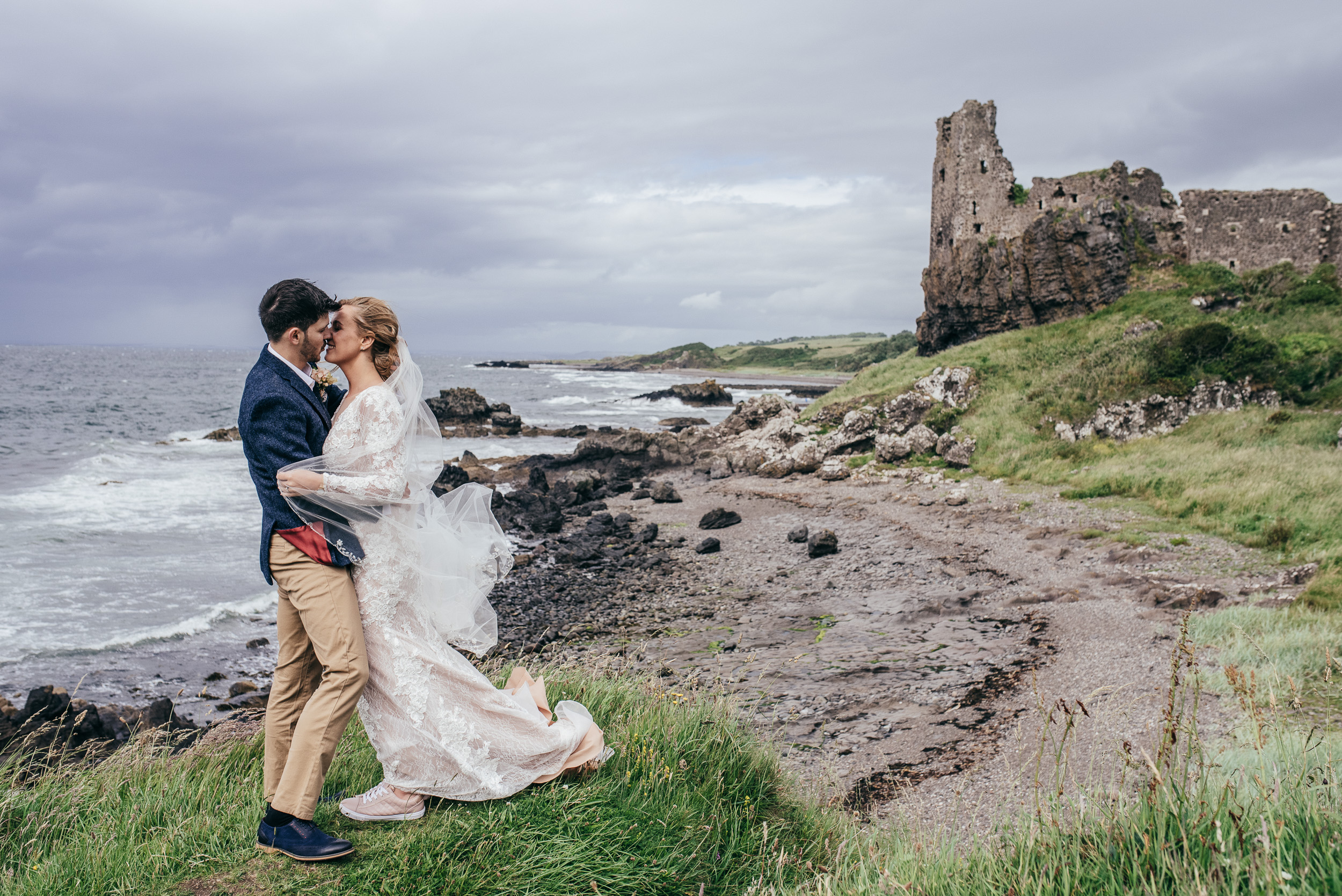 Ayrshire wedding photographer