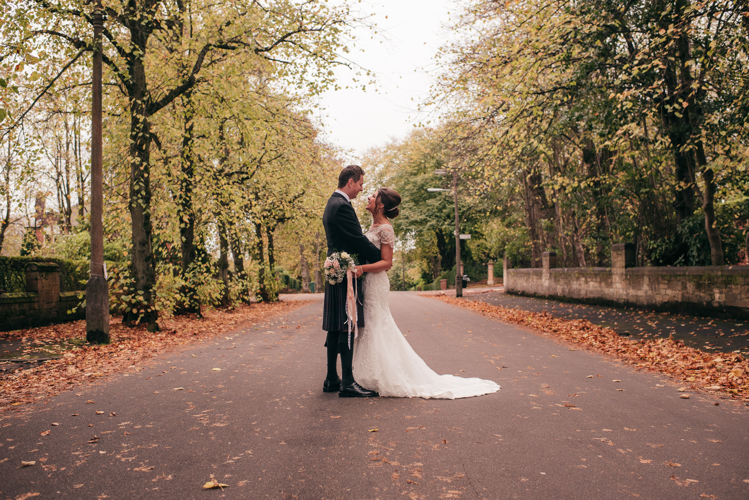 Sherbrooke Castle Wedding