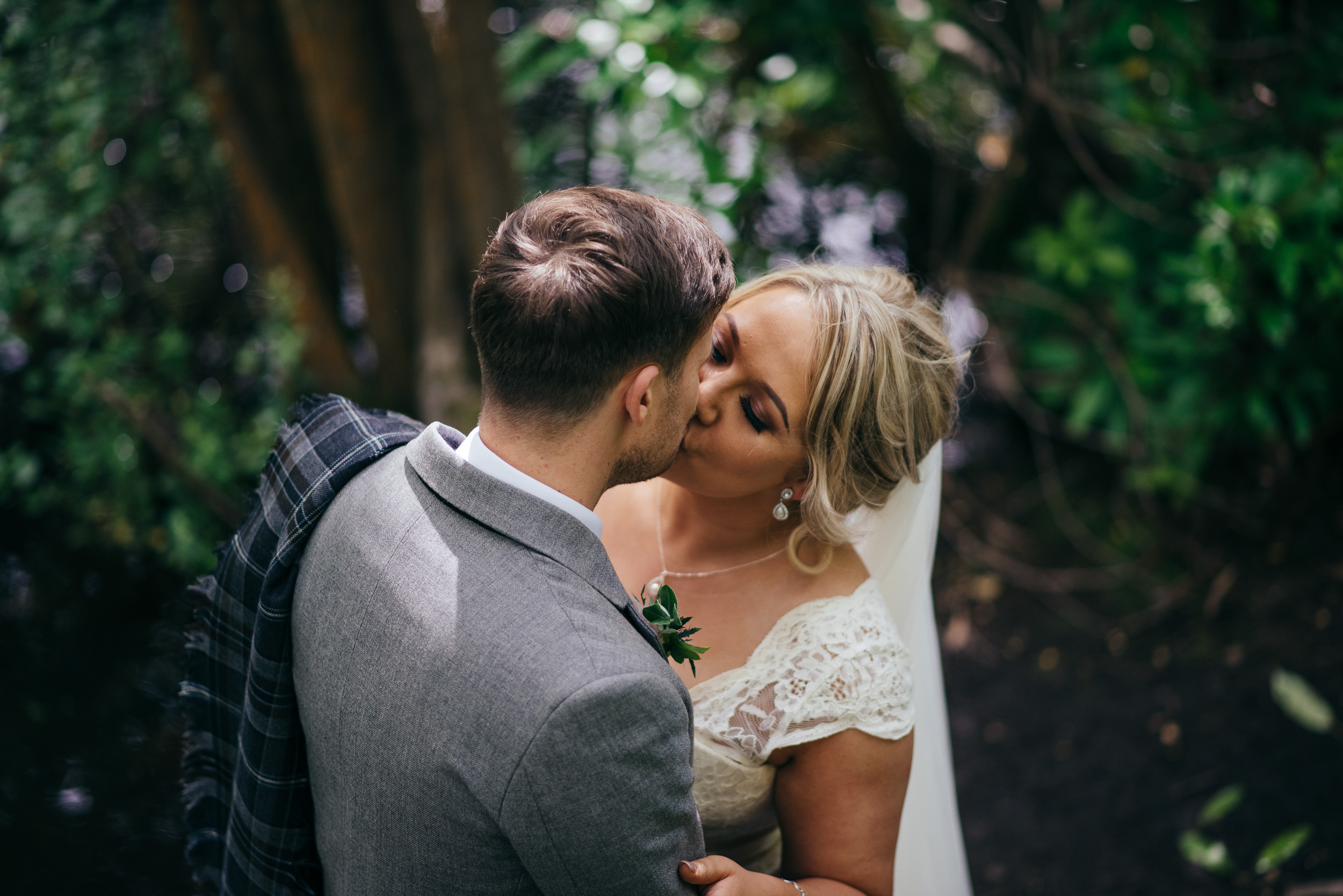 Pollok Country Park wedding