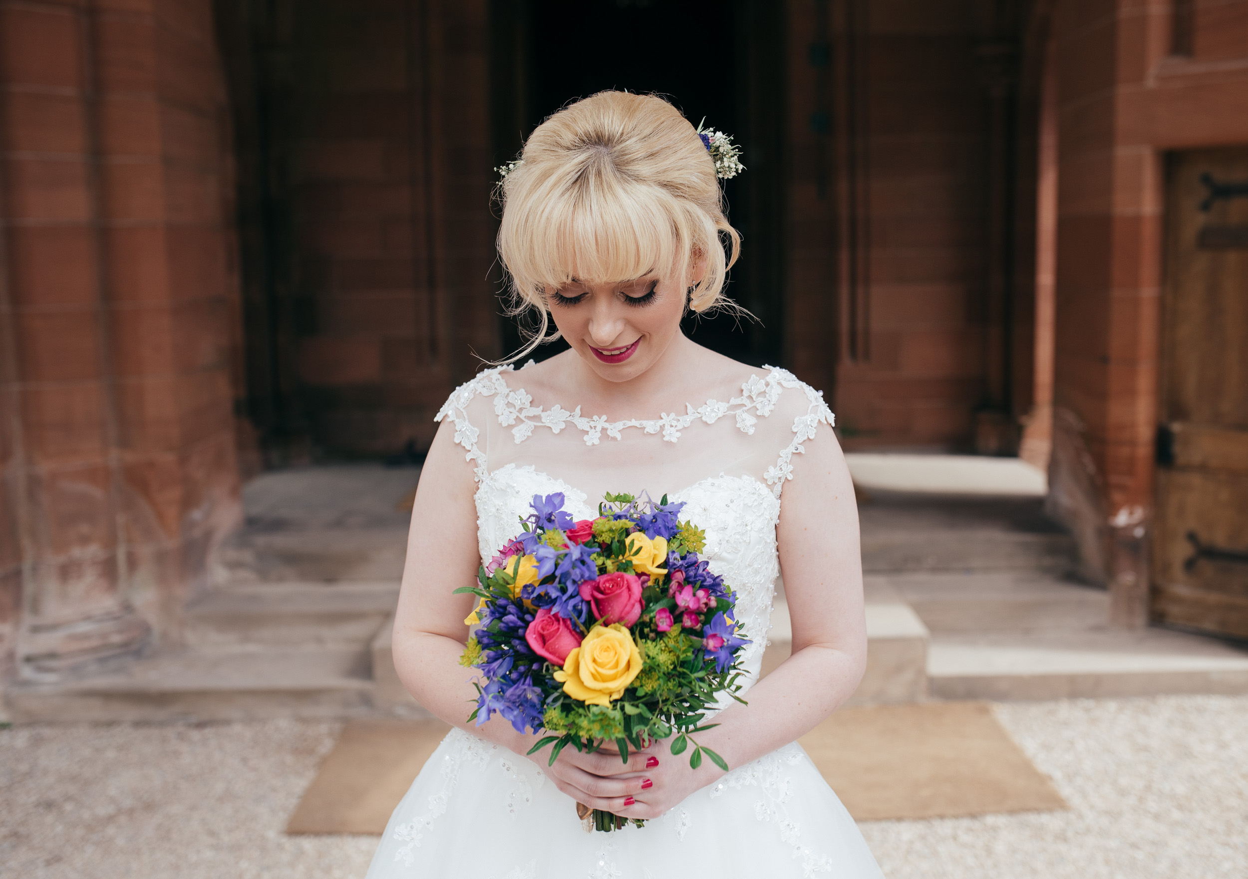 Mount Stuart Isle of Bute Wedding