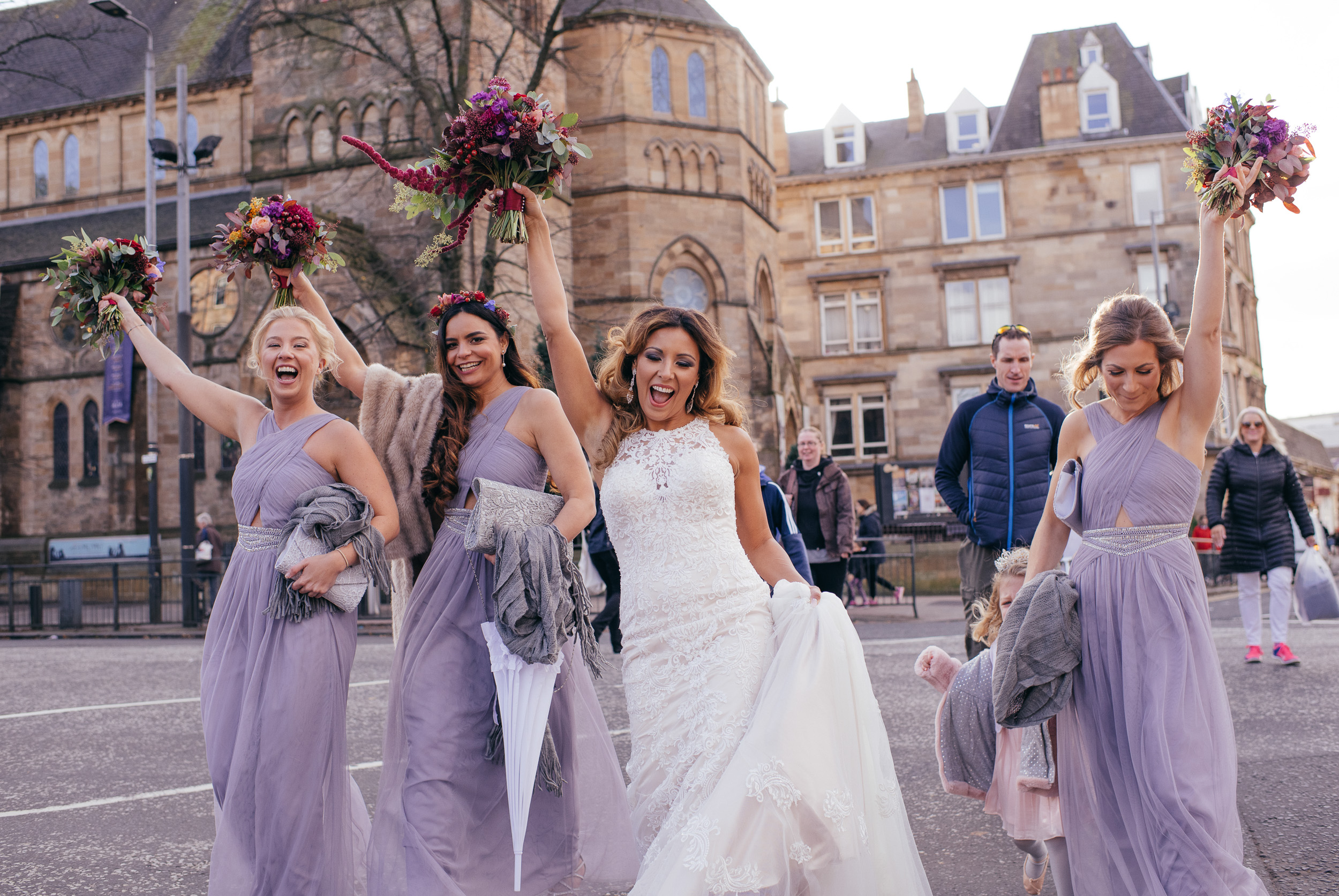 Jewish Wedding Oran Mor Glasgow
