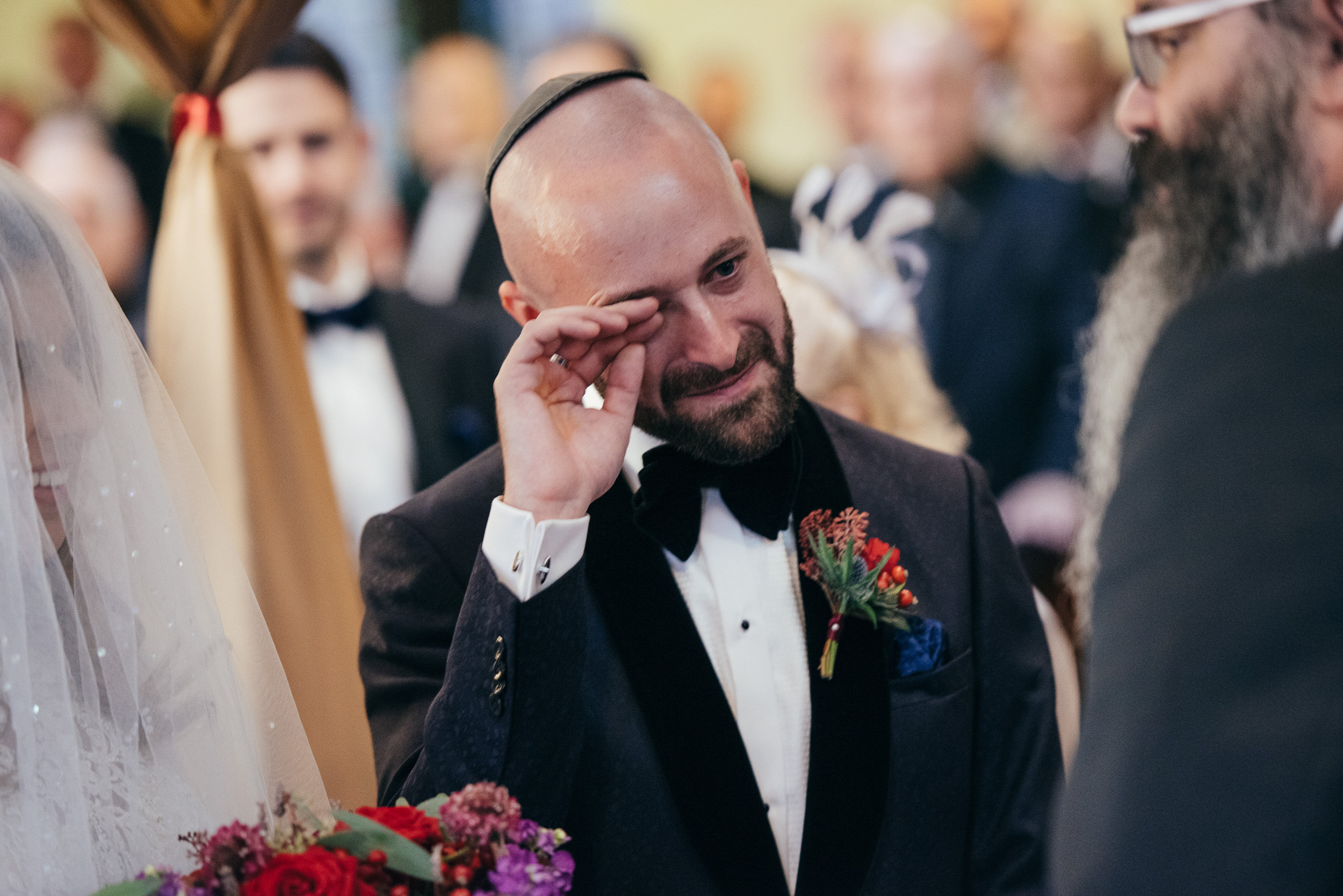 Jewish Wedding Ceremony Scotland