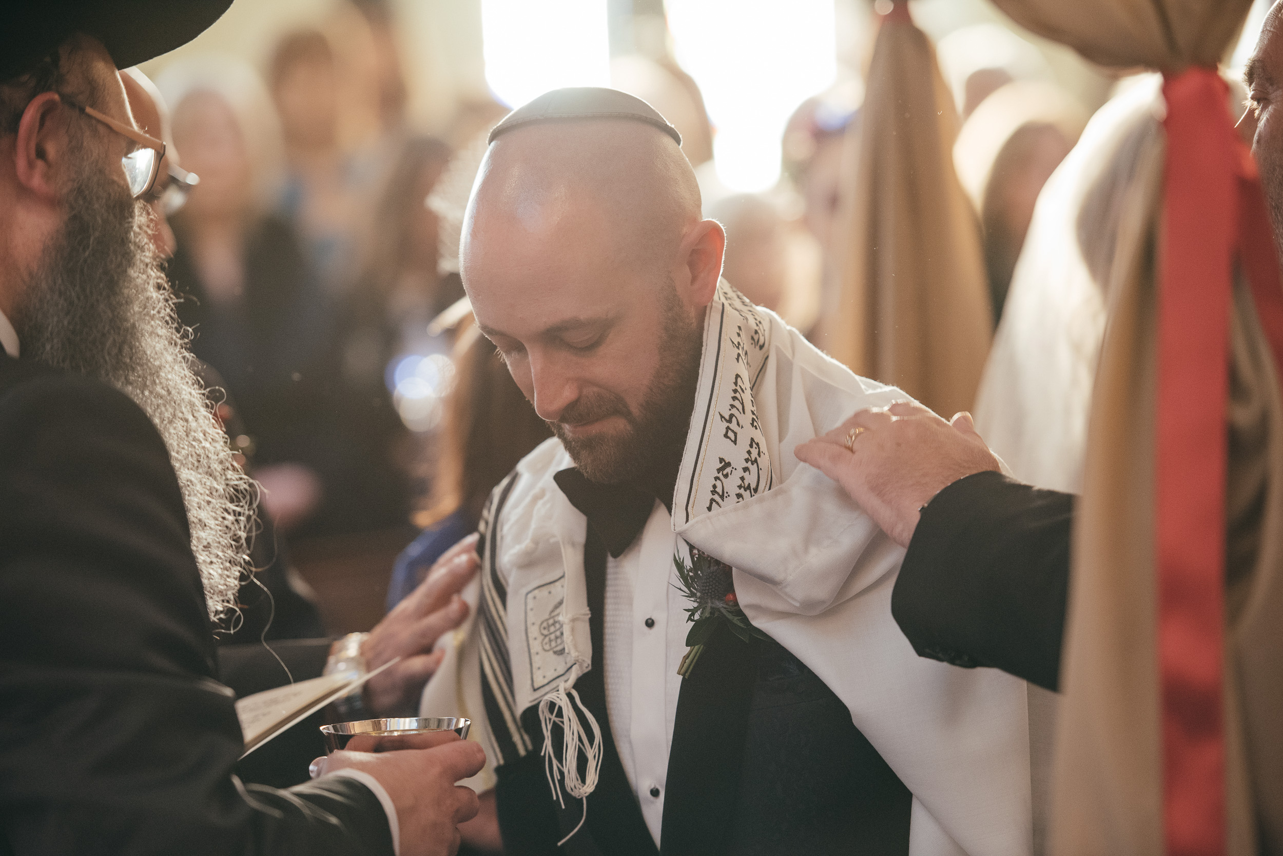 Scottish Jewish Wedding Ceremony