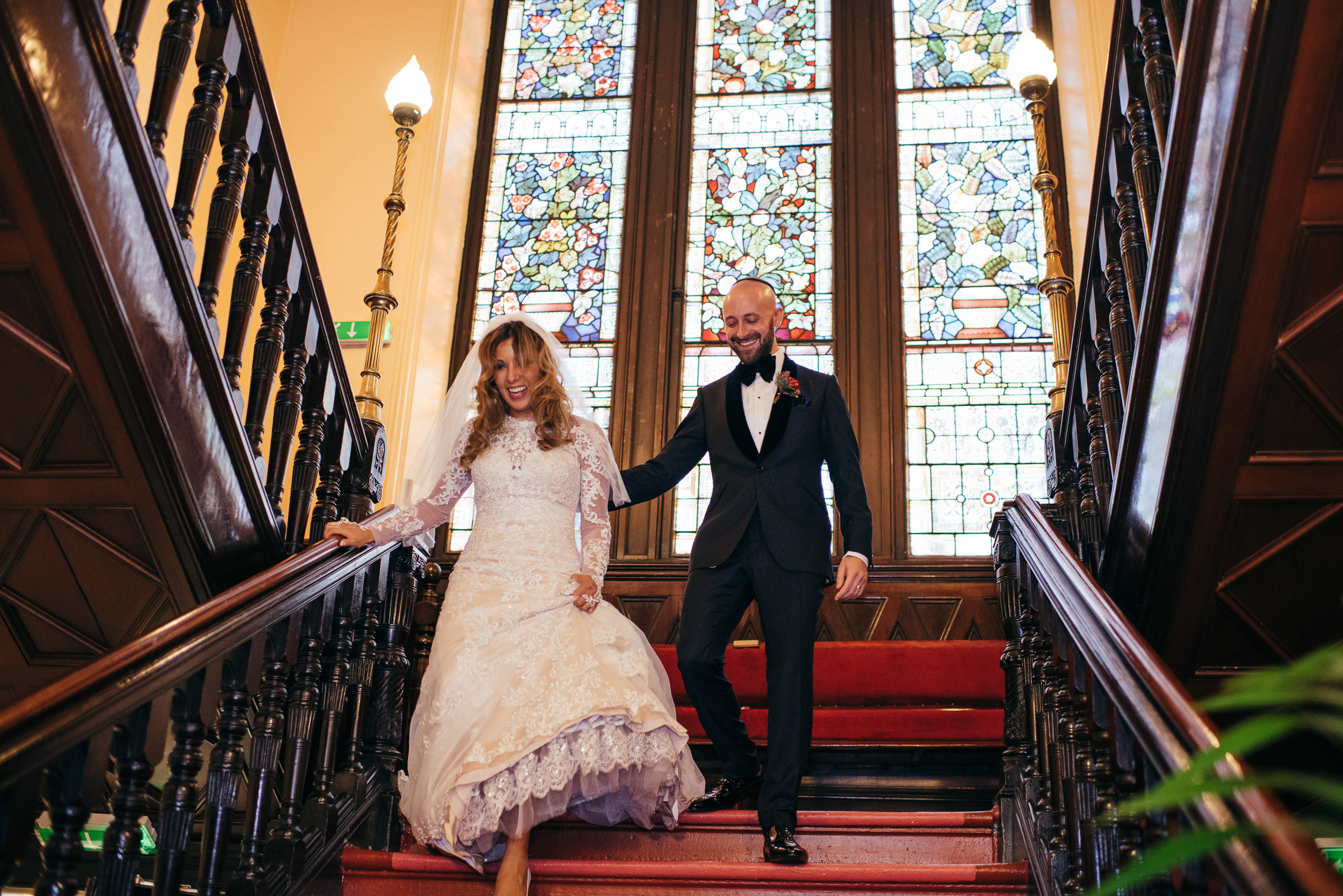 Synagogue Wedding Scotland