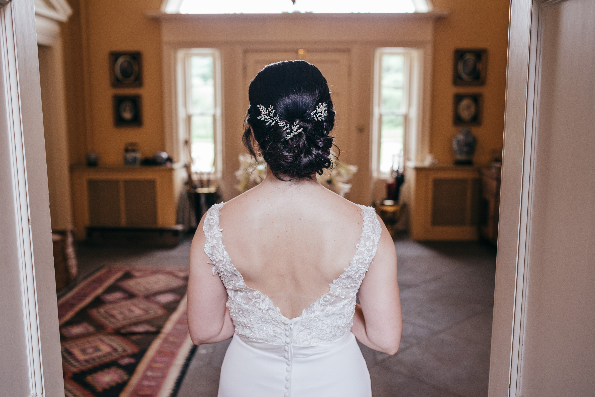Bride at Inchyra